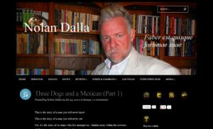 Nolan Dolla Blog Home Page