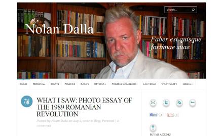 Nolan Dalla Blog