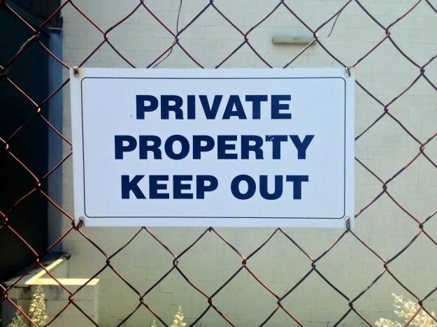 Secured Webserver! Keep Out!